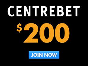 Centrebet free betting super bowl betting odds checker