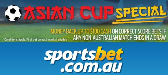 2015 Asian Cup betting promotion