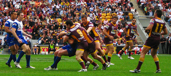 Watch NRL live matches online