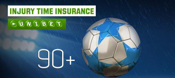 Injury Time Insurance: money back special