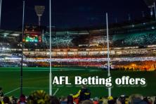 AFL betting offers